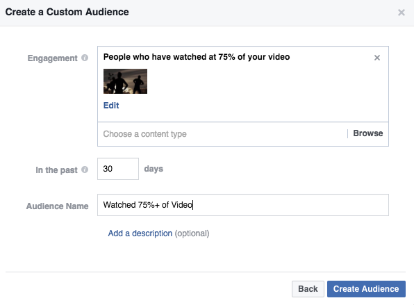 Ways to use facebook video with post engagement