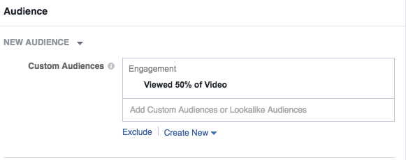 How much should a credit union spend on social media marketing? Using video engagement retargeting