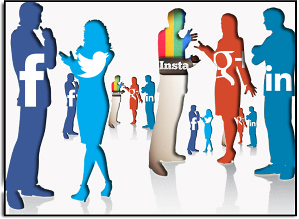 how much should a credit union spend on social media marketing in each social network